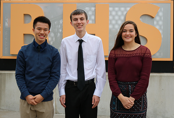 2018 National Merit Scholars