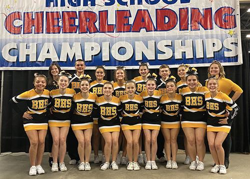 Cheer-Dance Team Timeout team