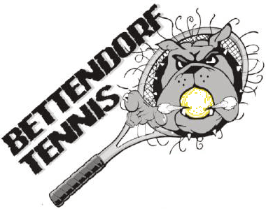Boys tennis graphic