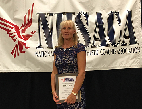 Lichtenberg Named Coach of Year Finalist